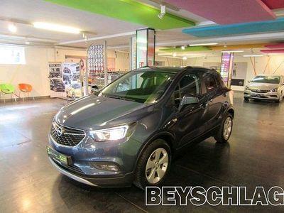 gebraucht Opel Mokka X 1,4 Turbo Edition Start/Stop System Aut.