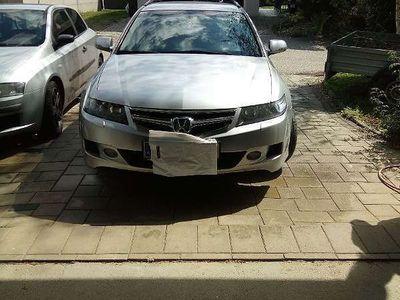 gebraucht Honda Accord AccordTourer 2,2 iCTDI Sport Kombi / Family Van
