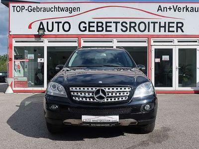 gebraucht Mercedes ML280 ML 280CDI 4MATIC Aut. DPF Leder, Sitzheizung, ...