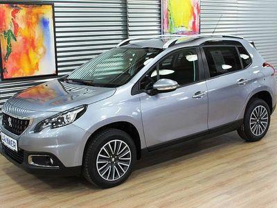 gebraucht Peugeot 2008 1,5 BlueHDi 100 Active S&S +Navi/Klimaautomatik