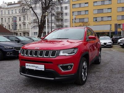 gebraucht Jeep Compass 1,4 MultiAir Limited FWD 6MT 140