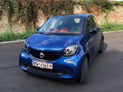 gebraucht Smart ForFour Passion Klein-/ Kompaktwagen