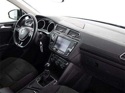 gebraucht VW Tiguan 2.0 TDI LED RADAR SD ASSISTENZ NAVI VOLL
