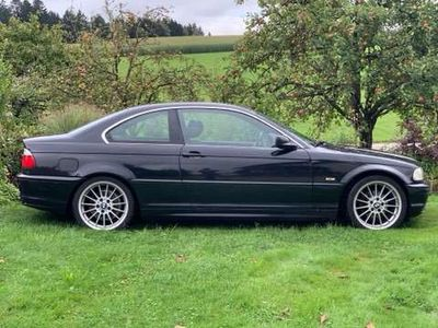 gebraucht BMW 323 3er-Reihe Coupe ci Sportwagen / Coupé