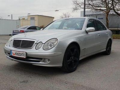 gebraucht Mercedes E220 Avantgarde CDI Aut.//Sofort KREDT//