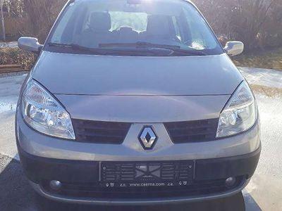gebraucht Renault Scénic Expression Luxus 1,5 dCi Kombi / Family Van