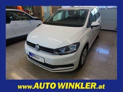 gebraucht VW Touran Trendline 1,6TDI Komfortpaket