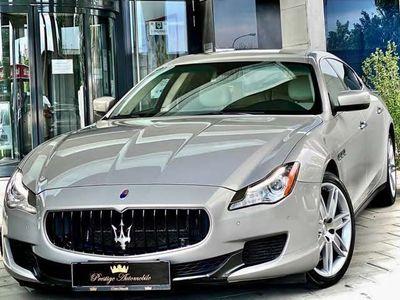 gebraucht Maserati Quattroporte GTS V8 BI-TURBO 530PS* SEHR SELTEN * EXCLUSIVE *