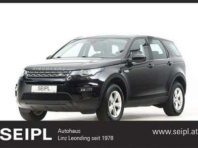 gebraucht Land Rover Discovery Sport 2,0 TD4 4WD Automatik GW-Garantie!