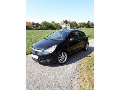 gebraucht Opel Corsa 1,4 Sport