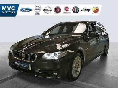 gebraucht BMW 520 d A xDrive