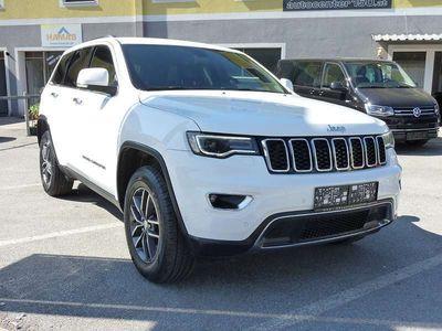 brugt Jeep Grand Cherokee 3,0 V6 Multijet II Limited *Facelift*19tkm!*
