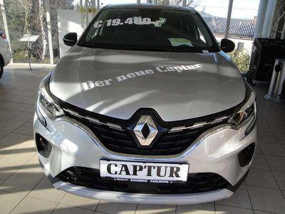 gebraucht Renault Captur ZEN TCe 100 SUV / Geländewagen
