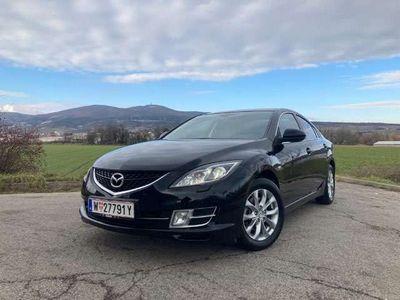 gebraucht Mazda 6 2.5i GT Limousine