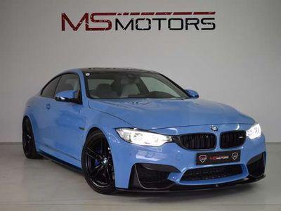 gebraucht BMW M4 DKG*M PERFORMANCE CARBON*2.BESITZ*KREDIT*GARANTIE