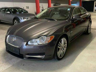 gebraucht Jaguar XF XFLuxery 3.0 Automatik Limousine