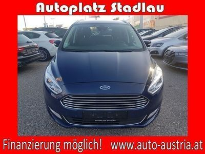 used Ford Galaxy 2,0 TDCi Titanium Start/Stop 7SITZE NAVI... Kombi / Family Van,