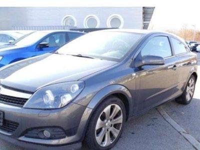 gebraucht Opel Astra GTC Astra 1,7 CDTISport