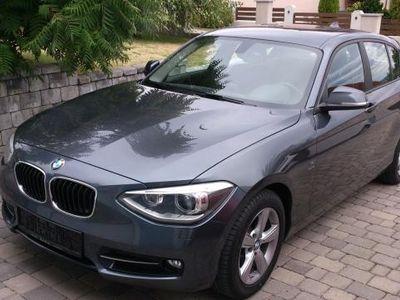 gebraucht BMW 116 1er-Reihe Diesel (F20) Sport Line