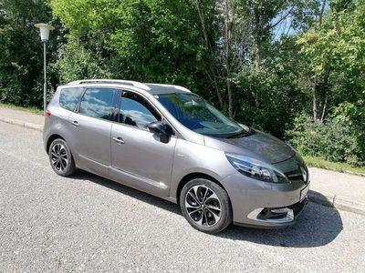 gebraucht Renault Grand Scénic dci 110 BOSE Edition Kombi / Family Van