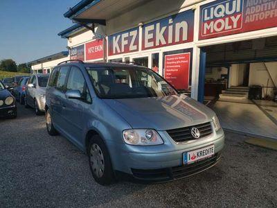 gebraucht VW Touran Conceptline (1T1)