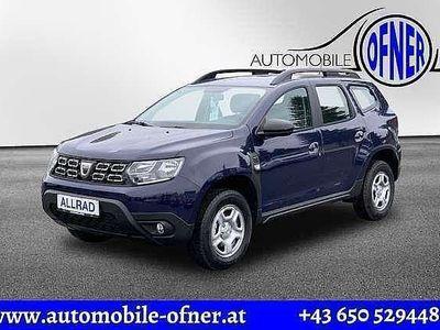 gebraucht Dacia Duster TCe130 S&S 4WD Comfort *Allrad*Sitzheizung*