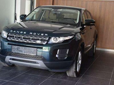 gebraucht Land Rover Range Rover evoque Pure 2,2 TD4 Aut.