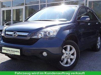gebraucht Honda CR-V 2,2i-CTDi Elegance DPF SUV / Geländewagen,