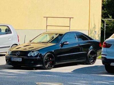 gebraucht Mercedes CLK350 Elegance Sport Aut.
