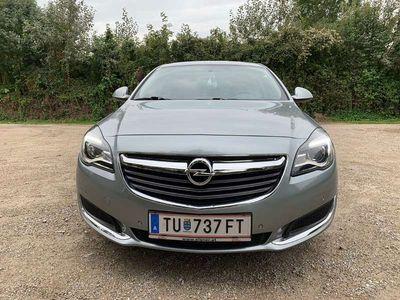 gebraucht Opel Insignia 2.0 CDTI ecoFLEX Limousine