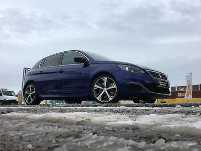 brugt Peugeot 308 2,0 BlueHDI 180 GT S&S Aut. **F1 Schaltung*Finanzierung** Limousine,