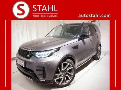 gebraucht Land Rover Discovery 5 3,0 TDV6 HSE Aut. 7-Sitz   Auto Stahl Wien 23