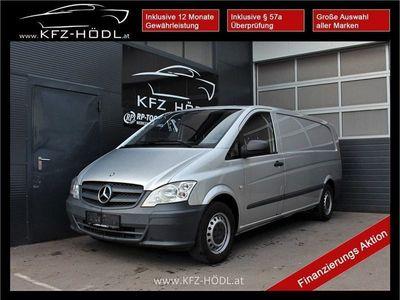 gebraucht Mercedes Vito 110 CDI BlueEfficiency kompakt