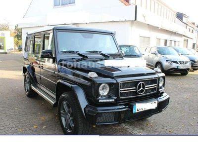 gebraucht Mercedes G350 G-Klassed 4MATIC nur 17.850km!!! SUV / Geländewagen