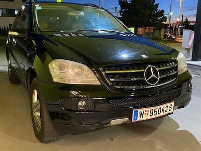 gebraucht Mercedes 280 M-KlasseCDI 4 Matic SUV / Geländewagen