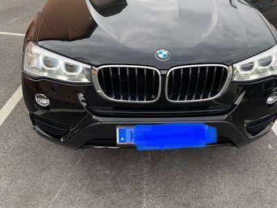 gebraucht BMW X3 sDrive 18d