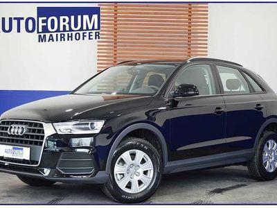 gebraucht Audi Q3 1,4 TFSI Benzin, Xenon, Einparkhilfe, Leasingakti