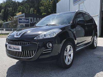gebraucht Peugeot 4007 2,2 HDi 160 FAP Exclusive SUV / Geländewagen