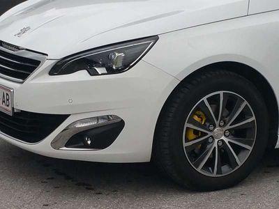gebraucht Peugeot 308 SW 1,6 BHDI Allure S&S Kombi / Family Van