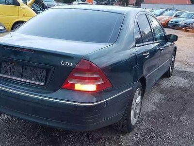 gebraucht Mercedes C220 C-KlasseElegance CDI Aut. Limousine