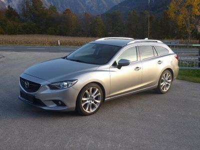 gebraucht Mazda 6 Sport Combi CD175 Revolution Aut.
