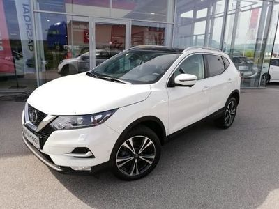used Nissan Qashqai 1,6 dCi N-Connecta ALL-MODE 4x4i