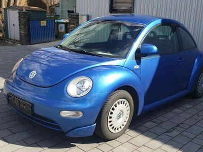 gebraucht VW Beetle 1,9 TDI Sonder Austattung Sport