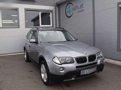 gebraucht BMW X3 2,0d Ö-Paket XENON/AHK