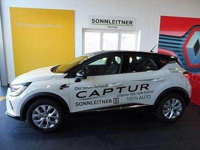 gebraucht Renault Captur CapturIntens TCe 100 PF, 101 PS, 5 Türen, Schaltgetriebe