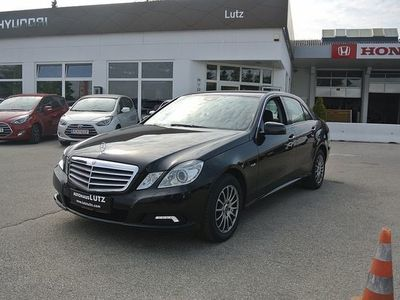 gebraucht Mercedes E220 BlueEfficiency CDI Aut.