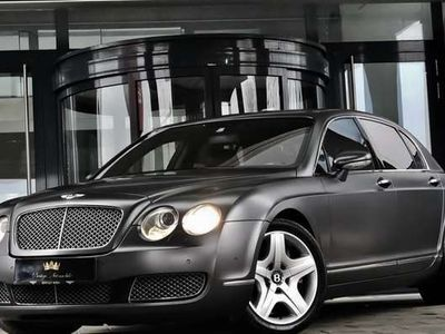 gebraucht Bentley Continental Flying SpurW12 TWIN-TURBO 560PS #MEGA AUSSTATTUNG
