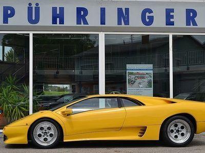 gebraucht Lamborghini Diablo *1. Hand*8.200 KM*Service neu*