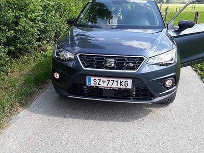 gebraucht Seat Arona Fr eco tsi SUV / Geländewagen
