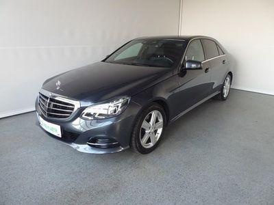gebraucht Mercedes E220 BlueTEC 4MATIC Elegance A-Edition Plus Aut.